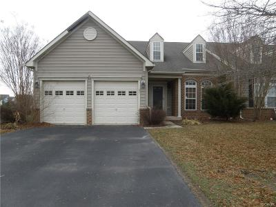 Sussex County Condo/Townhouse For Sale: 37 Brighton St