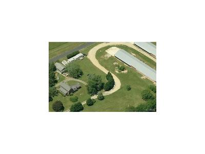 Farm For Sale: 20875 Atlanta Rd