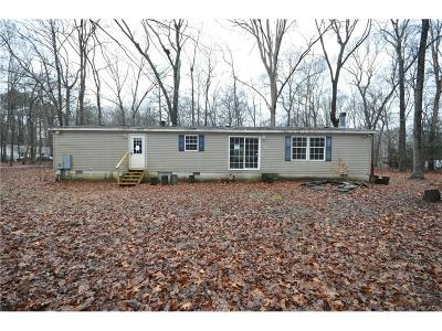 Sussex County Mobile Home For Sale: 34791 W Sherwood Drive
