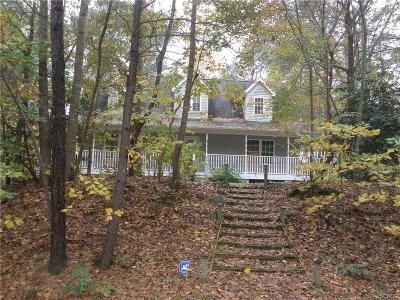 Sussex County Single Family Home For Sale: 14 S Shore Dr