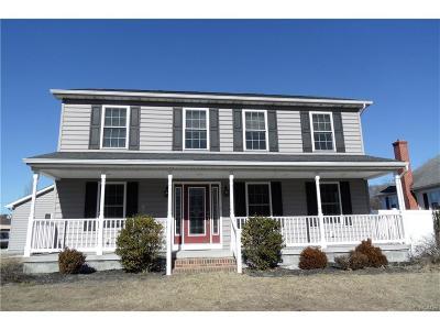 Ellendale Single Family Home For Sale: 112 Main