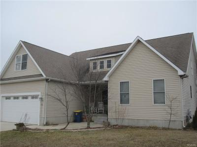 Milford Single Family Home For Sale: 7736 Sugar Maple Way
