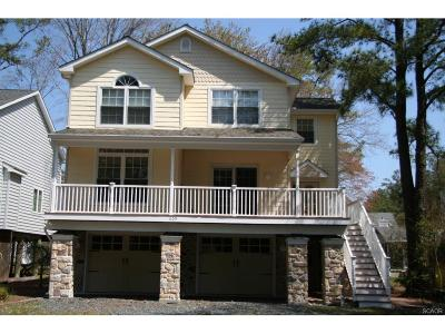 Bethany Beach Single Family Home For Sale: 605 2nd St