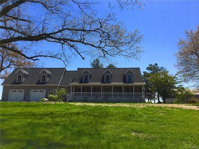 Single Family Home For Sale: 14393 Sand Hill Road