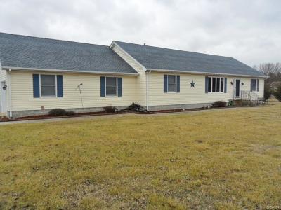 Bridgeville Single Family Home For Sale: 21028 Camp Road