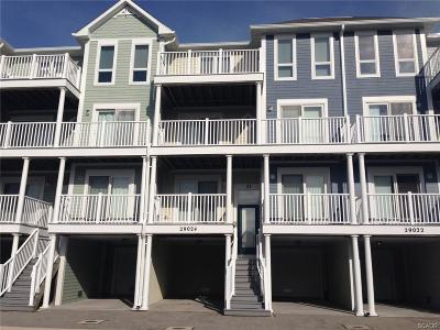 Bethany Beach Condo/Townhouse For Sale: 29024 Beach Cove Square #22