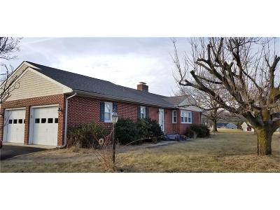 Milford Single Family Home For Sale: 6176 Old Shawnee Road