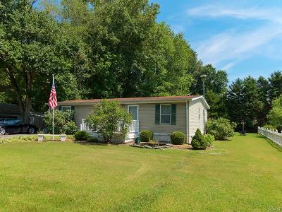Single Family Home For Sale: 30985 Whites Neck Road