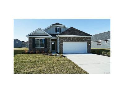 Milton Single Family Home For Sale: 29693 Riverstone Drive #44