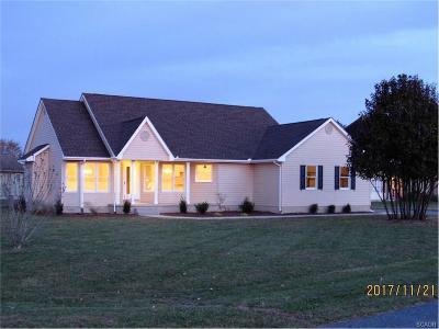 Harrington Single Family Home For Sale: 1 Micynde