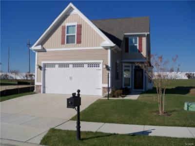 Bridgeville Single Family Home For Sale: 73 Whistling Duck Drive