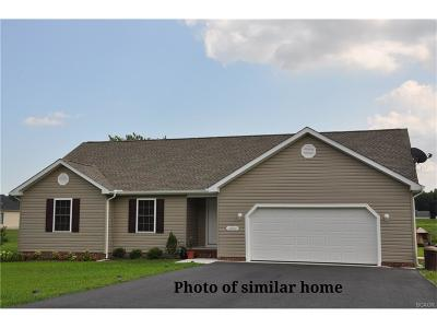Lincoln Single Family Home For Sale: Lot 35 Corner Of Wye Hill Ln And Barley Hill Ln