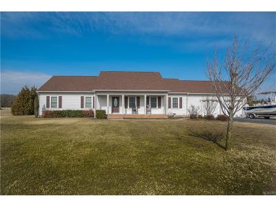 Laurel Single Family Home For Sale: 14531 Trap Pond Road