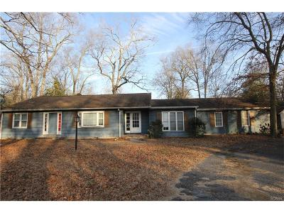 Seaford Single Family Home For Sale: 25121 Oak Rd