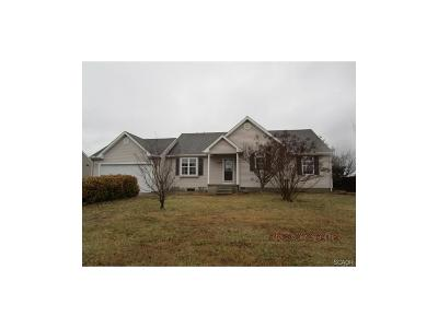 Sussex County Single Family Home For Sale: 31503 Red Mill Drive