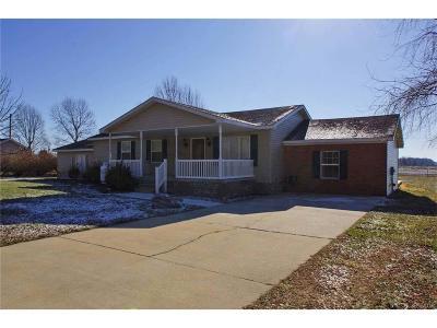Harrington Single Family Home For Sale: 12808 Staytonville Road