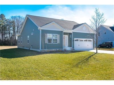 Milton Single Family Home For Sale: 22578 Hartschorn