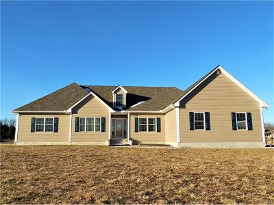 Marydel Single Family Home For Sale: 1001 Parkers Chapel