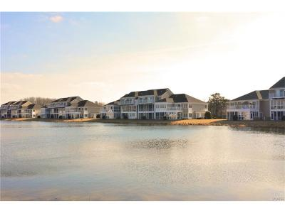 Selbyville Condo/Townhouse For Sale: 38167 Lake Dr 1010 #1010