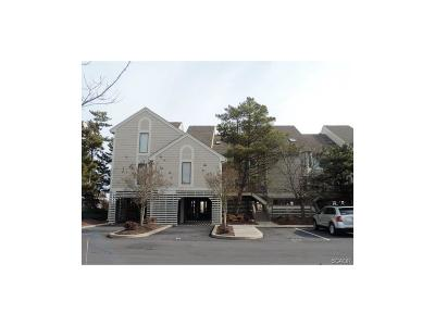 Fenwick Island Condo/Townhouse For Sale: 40093 ( 11) Oceanside