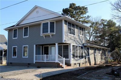 Single Family Home For Sale: 610 Seventh Street