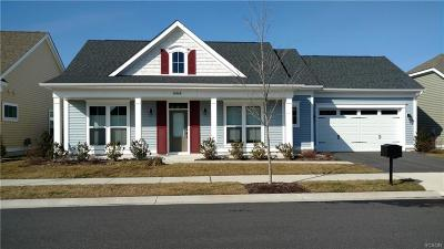 Millville Single Family Home For Sale: 34864 Surfsong Lndg