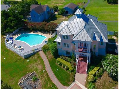 Rehoboth Beach Single Family Home For Sale: 36810 Oasis Court