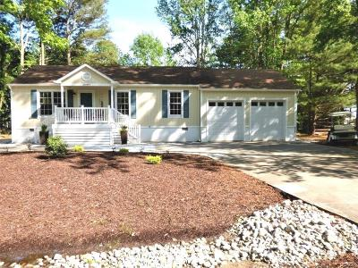 Selbyville Single Family Home For Sale: 38464 Rico Drive
