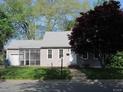 Laurel Single Family Home For Sale: 410 King Street