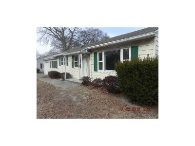 Seaford Single Family Home For Sale: 9757 Nanticoke