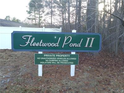 Residential Lots & Land For Sale: Lot 14 Fleetwood Pond Ii #14
