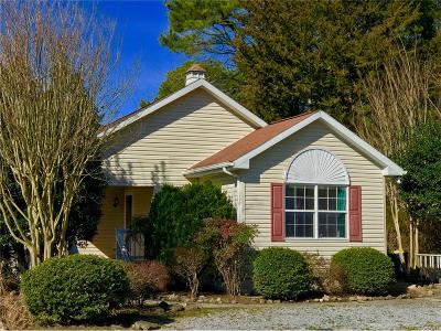 Single Family Home For Sale: 936 Turtle Drive