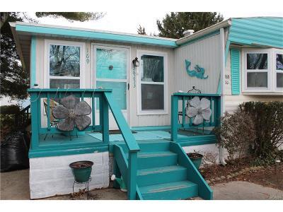 Rehoboth Beach DE Mobile Home For Sale: $39,900