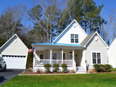 Selbyville Single Family Home For Sale: 31942 Two Ponds Rd
