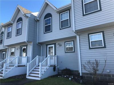 Kent County, New Castle County, Sussex County, KENT County Condo/Townhouse For Sale: 33704 Briar Court South