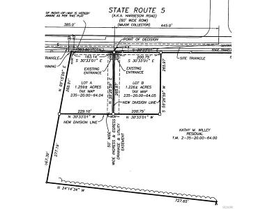 Milton Residential Lots & Land For Sale: Harbeson #B