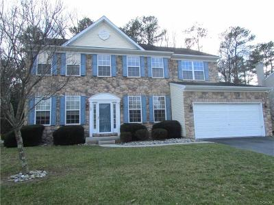 Selbyville Single Family Home For Sale: 26 Ronzetti Ave