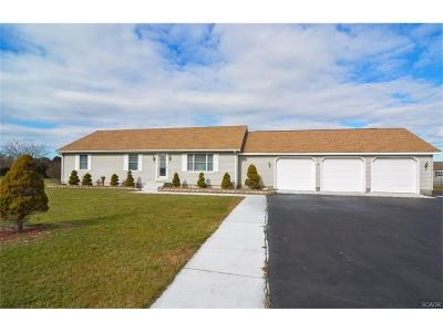 Sussex County Single Family Home For Sale: 6930 Slaughter Beach