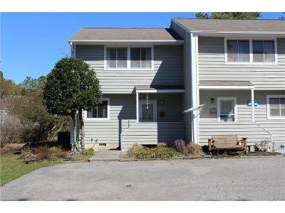 Bethany Beach Condo/Townhouse For Sale: 825a Westwood Ave