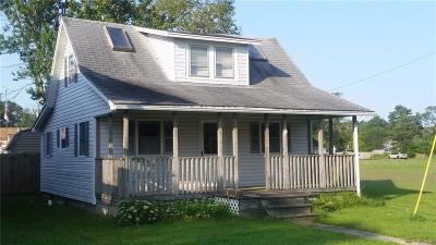 Single Family Home For Sale: 33184 Pearl