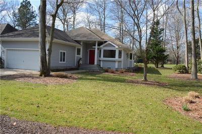 Bethany Beach Single Family Home For Sale: 660 Bethany Loop