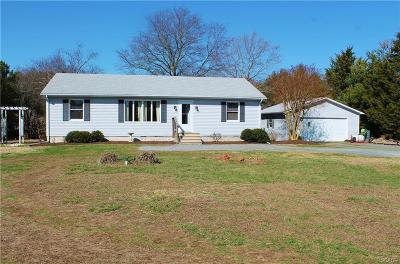 Single Family Home For Sale: 29065 Lewes Georgetown Hwy