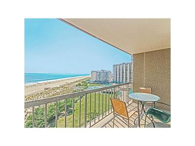 Bethany Beach Condo/Townhouse For Sale: 803 Dover House