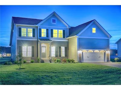 Milton Single Family Home For Sale: 25357 Branch Lane