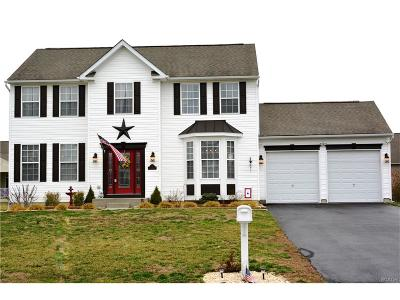 Milford Single Family Home For Sale: 4 W Thrush