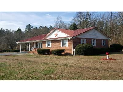 Ellendale Single Family Home For Sale: 12184 N Old State Road