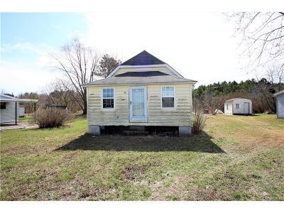 Ellendale Single Family Home For Sale: 18118 Beach