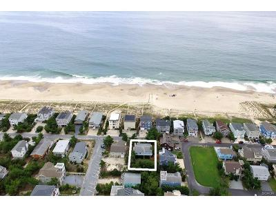 Bethany Beach Single Family Home For Sale: 1 Dune Road