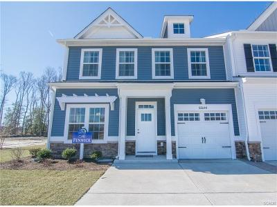 Selbyville Condo/Townhouse For Sale: 32038 Seashore Way #60