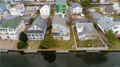 South Bethany Single Family Home For Sale: 110 Brandywine Drive